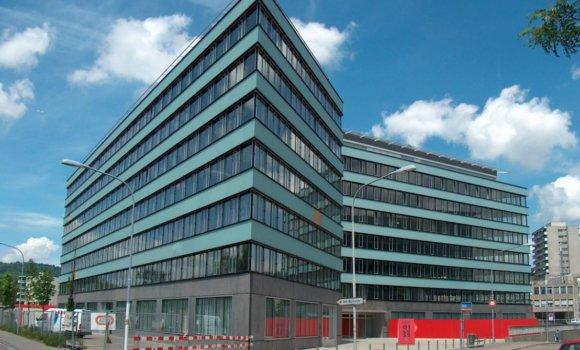 Neubau Bürogebäude A1