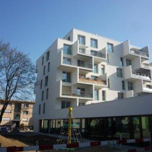 Neubau Siedlung Frieden