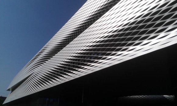Neubau Messzentrum