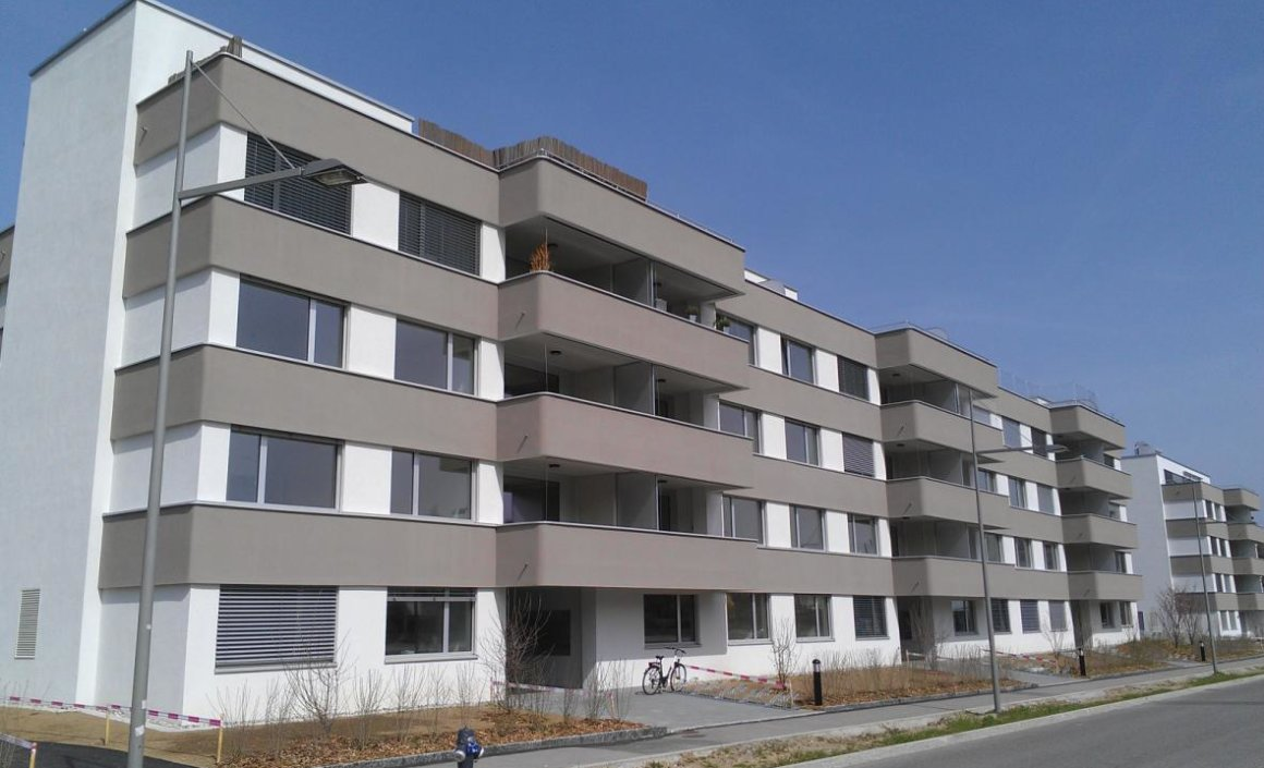 Wohnüberbauung BF13-15
