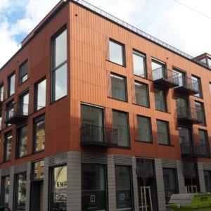 Umnutzung zu Wohnungen Feldstrasse 40-42