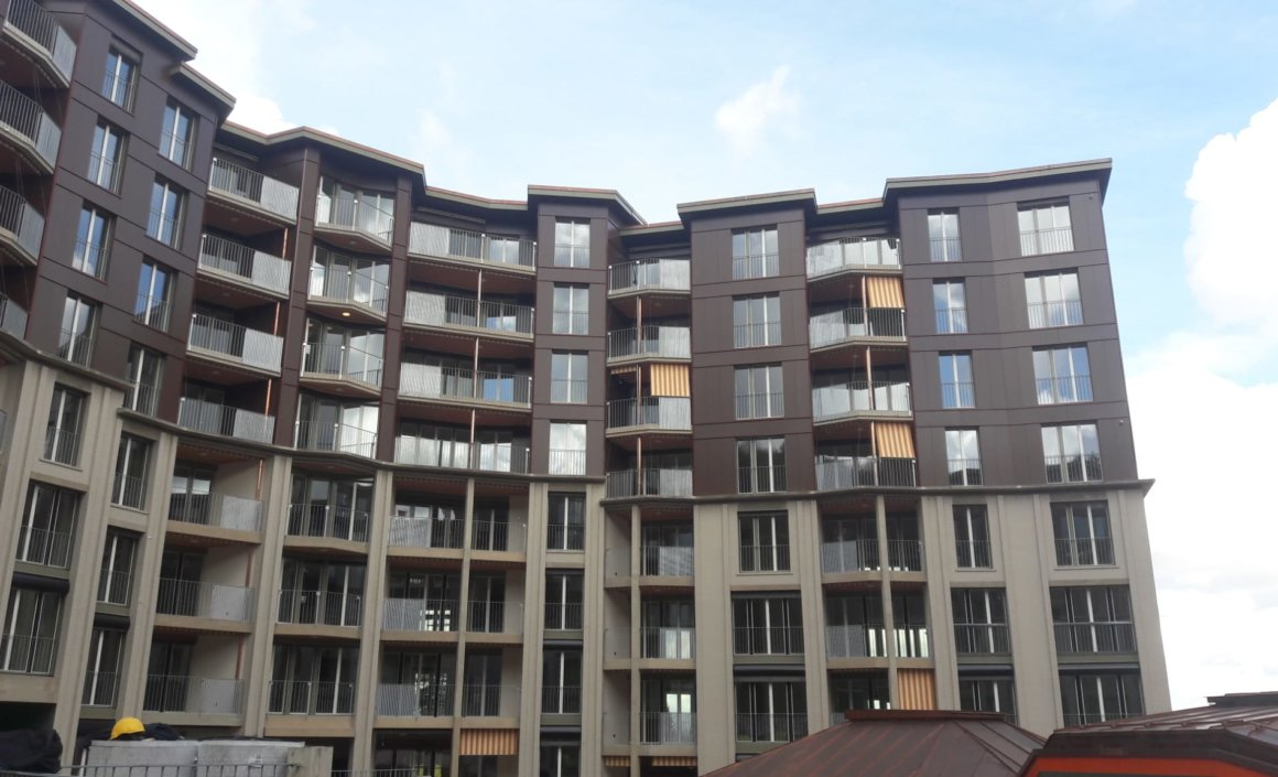 Wohnüberbauung Guggach