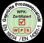 WPK Zertifikat